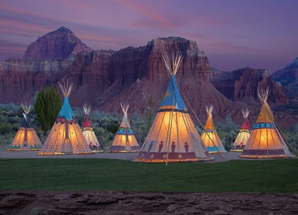 Property Grounds | Capitol Reef Resort