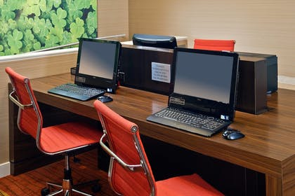 Business Center | Courtyard by Marriott Raleigh/Cary