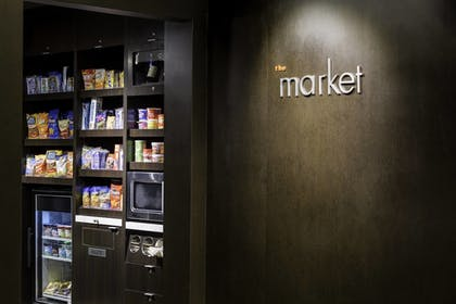 Snack Bar | Courtyard by Marriott Raleigh/Cary