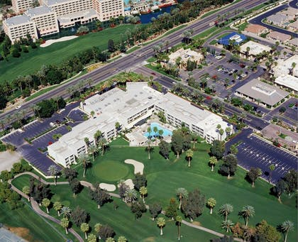 Aerial View | Indian Wells Resort Hotel