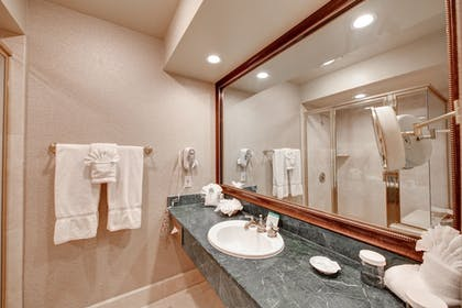 Bathroom | Indian Wells Resort Hotel