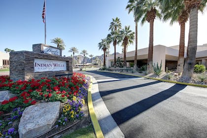 Street View | Indian Wells Resort Hotel