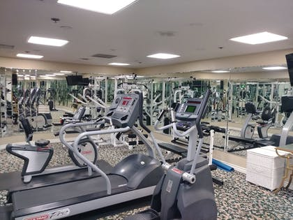 Fitness Facility | Indian Wells Resort Hotel