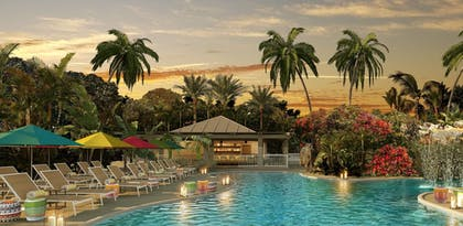Pool | Baker's Cay Resort Key Largo, Curio Collection by Hilton