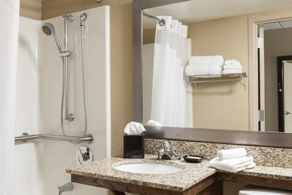 | Suite, 1 King Bed, Accessible, Non Smoking (WHEELCHAIR) | Holiday Inn Hotel & Suites Des Moines - Northwest