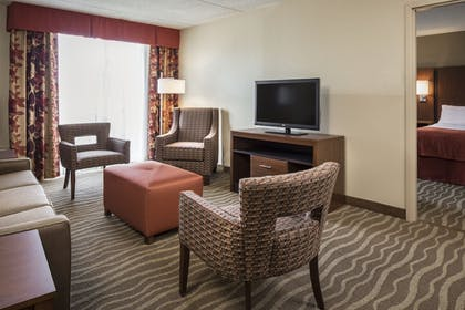 | Suite, 1 King Bed, Non Smoking | Holiday Inn Hotel & Suites Des Moines - Northwest