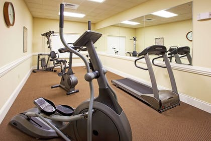 Fitness Facility | Holiday Inn Express Hotel & Suites Valdosta Southeast