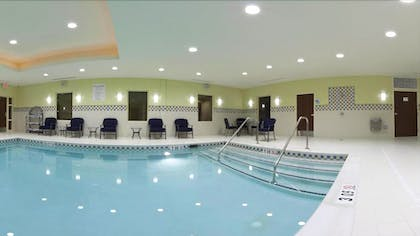 Indoor Pool | Holiday Inn Express Hotel & Suites Wilmington-Newark
