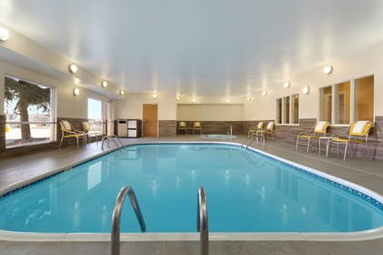 Sports Facility | Fairfield Inn & Suites Bismarck North
