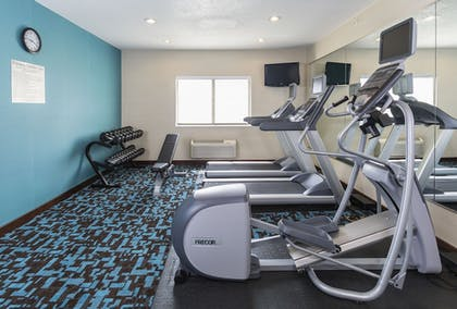Fitness Facility | Fairfield Inn by Marriott Muncie