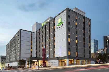 Featured Image | Holiday Inn Express Nashville Downtown Conf Ctr