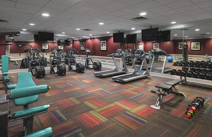 Fitness Facility | Holiday Inn Express Nashville Downtown Conf Ctr