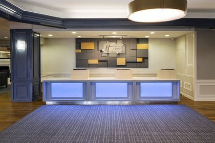 Lobby | Holiday Inn Express Nashville Downtown Conf Ctr