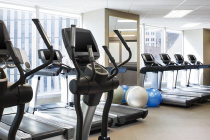 Fitness Facility | The Westin Pittsburgh, a Marriott Hotel