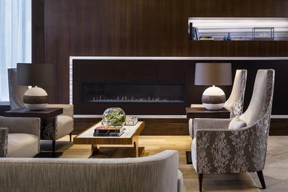 Living Area | The Westin Pittsburgh, a Marriott Hotel