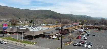 View from Property | FairBridge Hotel & Conference Center Yakima
