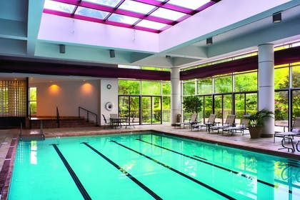 Exercise/Lap Pool | DoubleTree by Hilton Hotel Tulsa - Warren Place