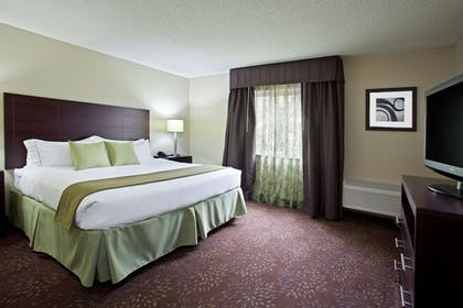 Guestroom | Holiday Inn Express Hotel & Suites Pittsburgh Airport