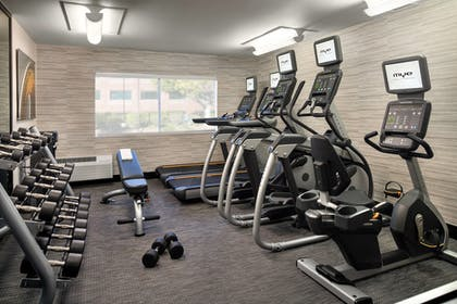 Sports Facility | Courtyard by Marriott San Diego Sorrento Valley