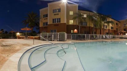 Outdoor Pool | Holiday Inn Express Clearwater East - Icot Center