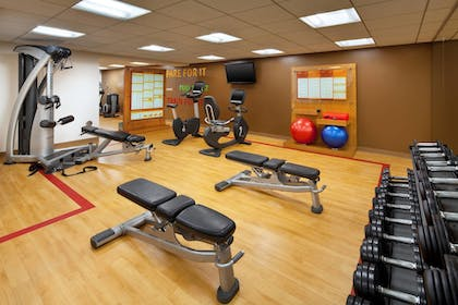 Sports Facility | Sheraton Cleveland Airport Hotel