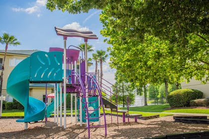 Childrens Play Area - Outdoor | Silver Lake Resort