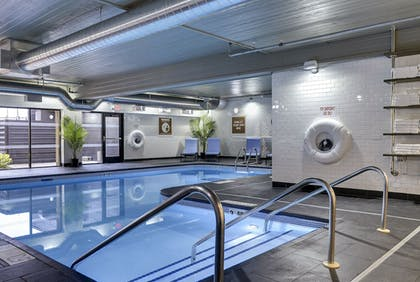 Indoor Pool | Four Points by Sheraton Mall of America Minneapolis Airport