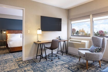 | Suite, 1 Queen Bed with Sofa bed | Four Points By Sheraton Norwood