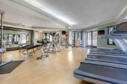 Fitness Facility | Omni Hilton Head Oceanfront Resort