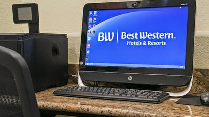 Business Center | Best Western Desert Inn