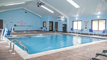 Indoor Pool | Best Western Plus Philadelphia Bensalem Hotel
