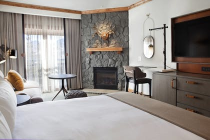 Guestroom | Vail Marriott Mountain Resort