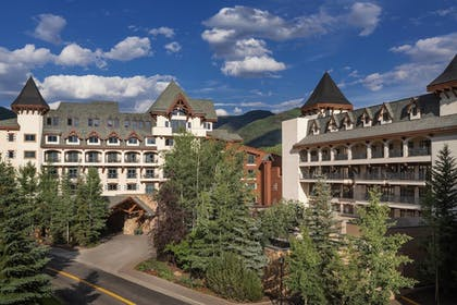 Exterior | Vail Marriott Mountain Resort