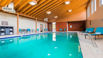 Indoor Pool | Best Western New Oregon Motel
