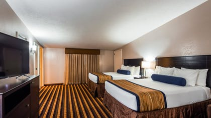 Guestroom | Best Western New Oregon