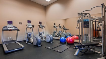 Fitness Facility | Best Western New Oregon