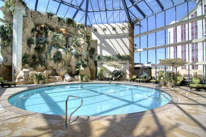 Indoor Pool | Atlantis Casino Resort Spa