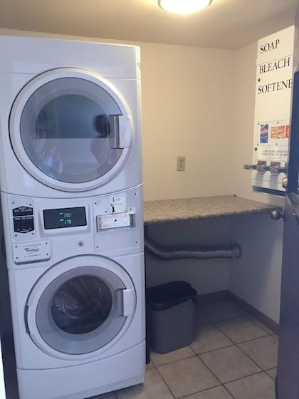 Laundry Room | Best Western Plus South Bay Hotel
