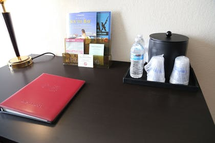 In-Room Business Center | Best Western Plus South Bay Hotel