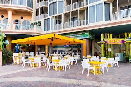 Food and Drink | Pink Shell Beach Resort and Marina