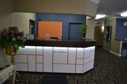 Check-in/Check-out Kiosk | Countryside Inn & Suites Fremont
