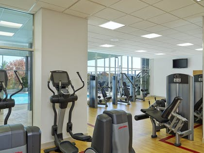 Fitness Facility | Sheraton Music City Hotel