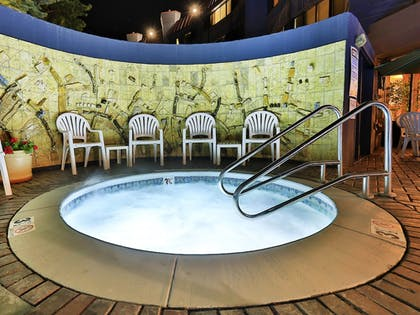 Outdoor Spa Tub | Tahoe Seasons Resort, a VRI resort