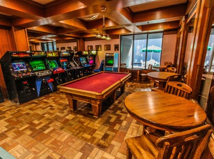 Game Room | Tahoe Seasons Resort, a VRI resort