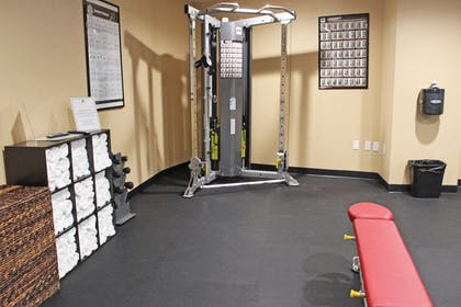 Fitness Facility | Tahoe Seasons Resort, a VRI resort