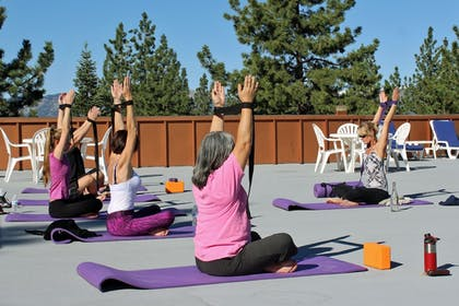 Yoga | Tahoe Seasons Resort, a VRI resort