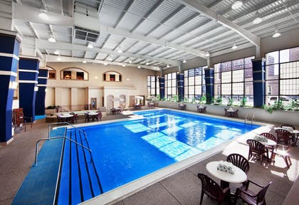 Indoor Pool | Four Points By Sheraton Peoria - Opening October 1, 2018
