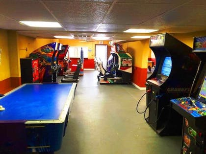 Game Room | Royal Garden Resort