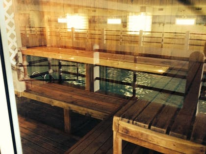 Sauna | Royal Garden Resort