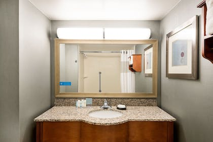 Bathroom Sink | Hampton Inn Morehead City